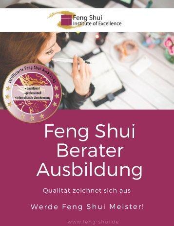 Feng Shui Ausbildung Professionell_NEU