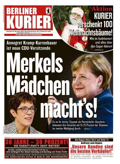 Berliner Kurier 08.12.2018