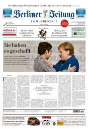 Berliner Zeitung 08.12.2018