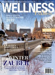 WELLNESS Magazin Exklusiv - Winter 2018