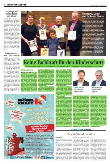 Keine Fachkraft für den Kinderschutz in Henstedt-Ulzburg
