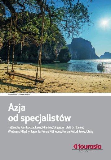 Azja od specjalistów
