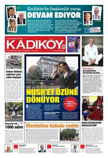 Kadıköy Gazetesi / Aralık 2018