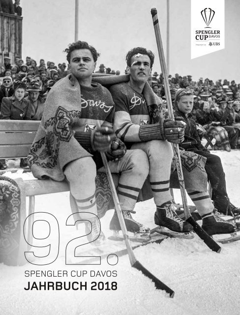 92. Spengler Cup Davos - Jahrbuch 2018 (40-er Jahre)