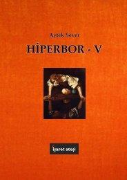 Aytek Sever - Hiperbor - V