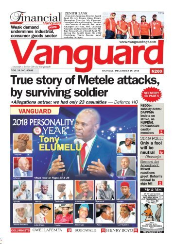 10122018 - True story of Metele attacks, by surviving soldier
