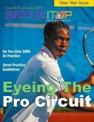 Serveitup Tennis Magazine #35
