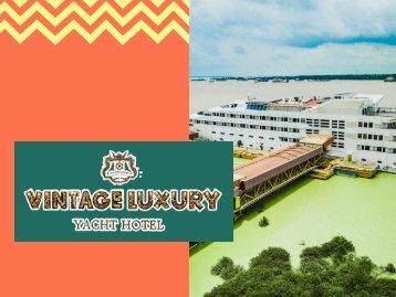 Make a Trip to Popular Hotel in Yangon