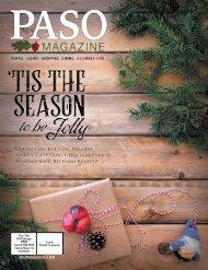2018 December Paso Robles Magazine