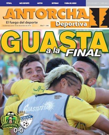 Antorcha Deportiva 346