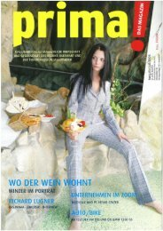 prima! Magazin - Ausgabe Juli 2006