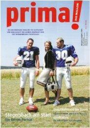 prima! Magazin - Ausgabe August 2006