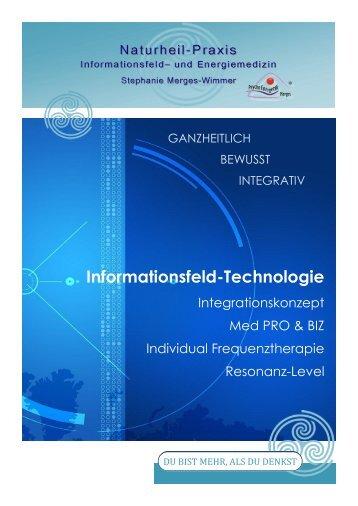 Informationsfeld-Technologie
