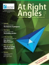 The theorem of pythagoras The birthday paradox How ... - CleanTalk