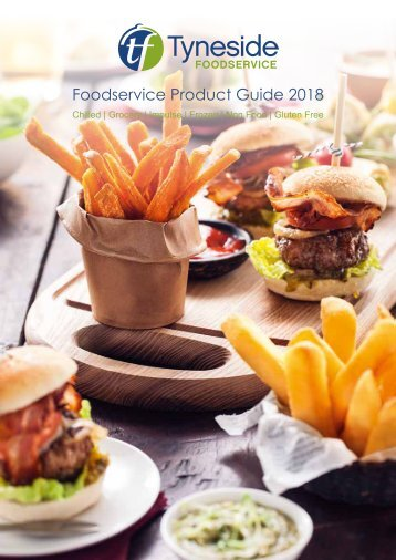 Tyneside Product Guide 2018