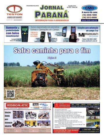 Jornal Paraná Dezembro 2018