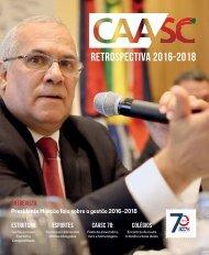 CAASC Retrospectiva 2016-2018