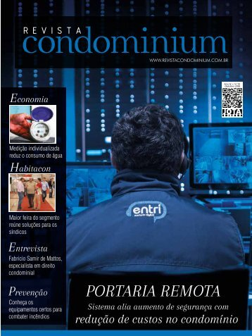 Outubro/2018 - Revista Condominium 19