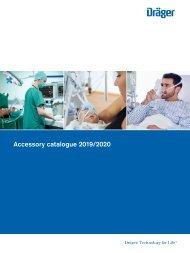 Accessory Catalogue 2019/2020