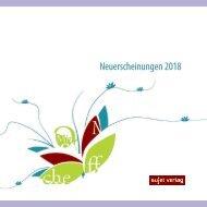 Verlagsvorschau2018 - KLEIN