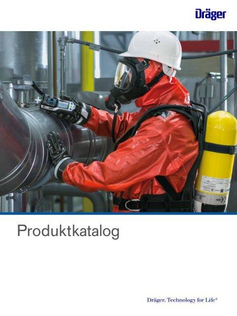 Dräger Safety Produktkatalog SE