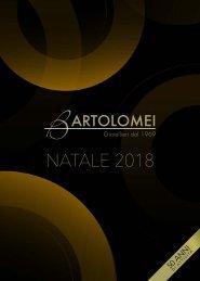 Gioielleria Bartolomei Genova - Catalogo 2018