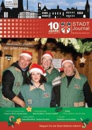 STADTJournal Ausgabe Dezember