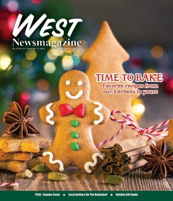 West Newsmagazine 12-12-18