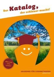 Katalog – Akademie für Lernmethoden
