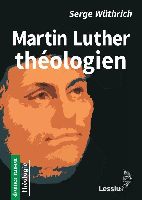 Martin Luther théologien