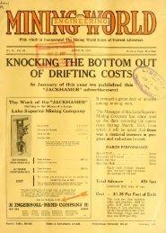 Mining and Engineering World 1916, Volume 44 No.26