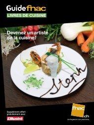 Livres de cuisine - L'illustré