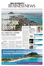 Bay of Plenty Business News December/January 2018/19