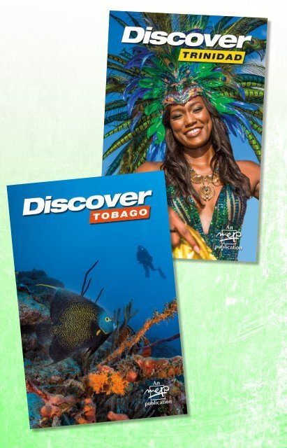 Discover Trinidad & Tobago Travel Guide 2019 (issue #30)