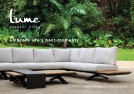 Lume Catalogue 2018 19 Collection