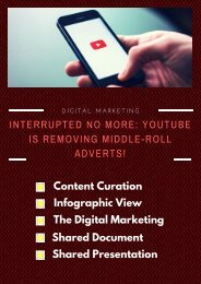 INTERRUPTED NO MORE_ YOUTUBE IS REMOVING MIDDLE-ROLL ADVERTS!