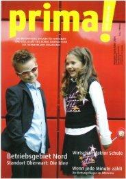 prima! Magazin - Ausgabe September 2006