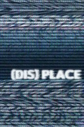 (Dis)Place booklet