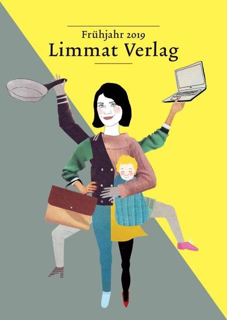 Limmat Verlag Vorschau F2019