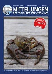 Tiroler Fischereiverband - Mitteilungen 02/2018
