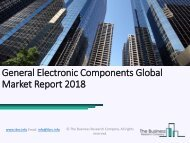 General Electronic Components Global Market Report