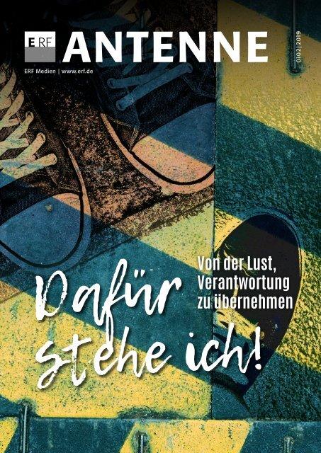 ERF ANTENNE 0102|2019 Dafür stehe ich!