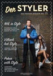 Der STYLER – Das Magazin des House of Style Nr 2