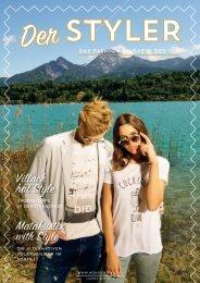 Der STYLER – Das Magazin des House of Style Nr 3