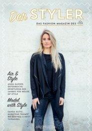Der STYLER – Das Magazin des House of Style Nr 4