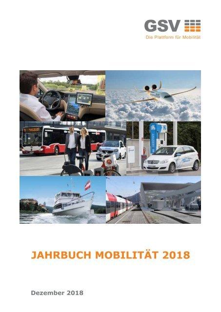 GSV Jahrbuch Mobilität 2018