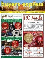 Buyer Express - Rochester Edition - December 2018