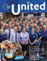 United magazine Summer 2018