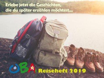 Urlaubsheft 2019