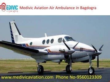 Medivic Aviation Air Ambulances Services in Bagdogra2